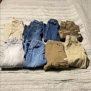 4t- LOT boys jean. Play condition.